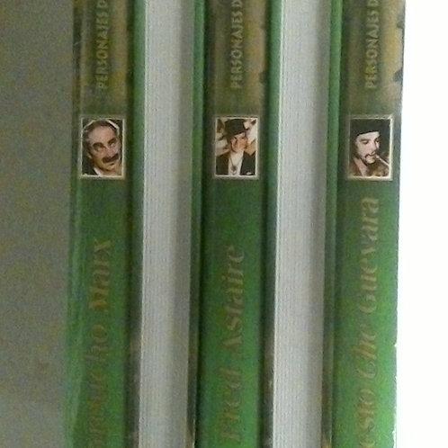 Biografías de personajes del Siglo  XX