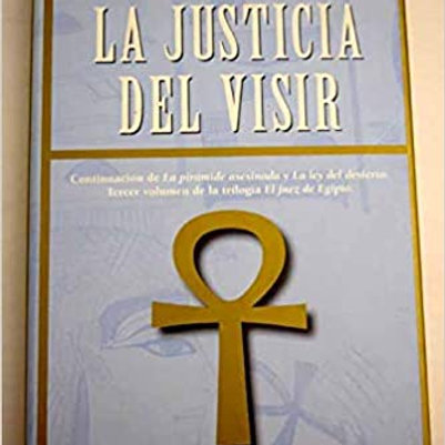 La justicia del visir (Christian Jacq)
