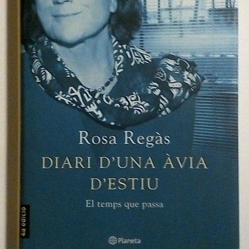 Diari d'una àvia d'estiu (Rosa Regàs)