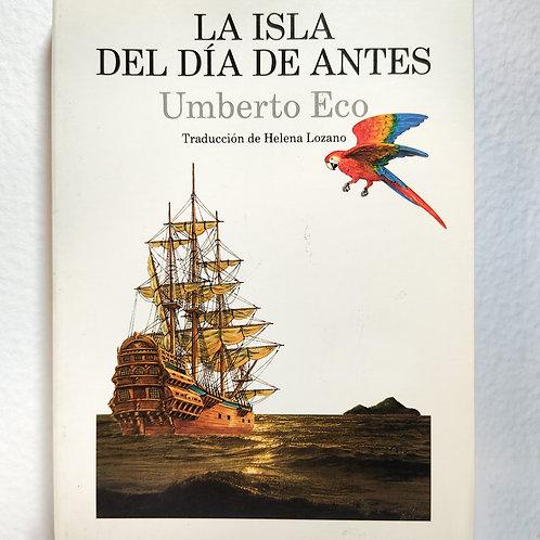 La isla del día de antes (Umberto Eco)