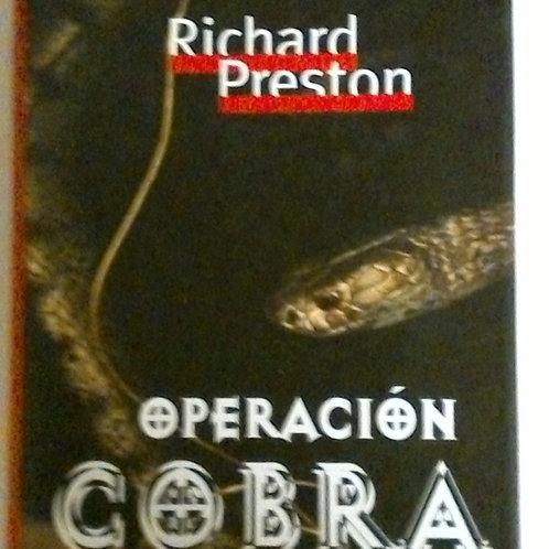 Operación cobra (Richard Preston)