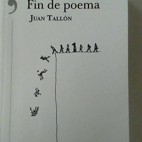 Fin de poema (Juan Tallón)