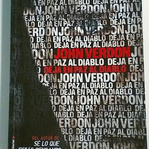 Deja en paz al diablo (John Verdon)