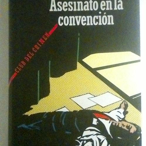 Asesinato en la convención (Isaac Asimov)