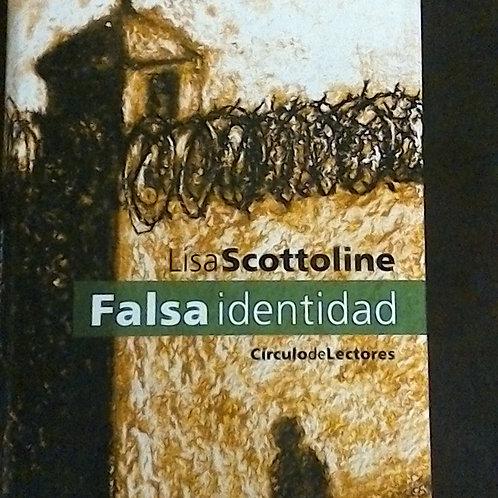 Falsa identidad  ( Lisa Scottoline)