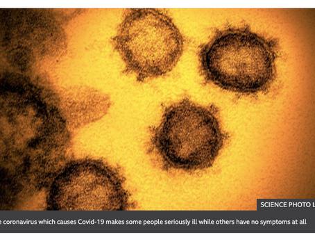 新冠:基因研究为某些新冠病人为何病重提供了线索