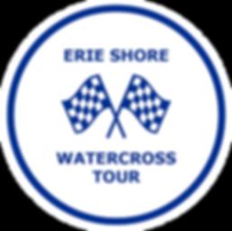Erie Shore Watercross Tour Logo Vector.p