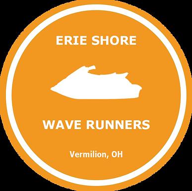 Erie Shore Wave Runners Official Logo Li