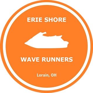 Erie Shore Wave Runners Official Logo Lo