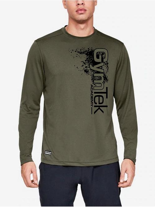 ADULT GymTek Military Green Long Sleeve