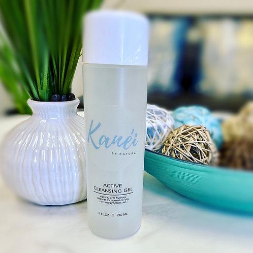 Kanéi® Active Cleansing Gel (AHA/BHA)