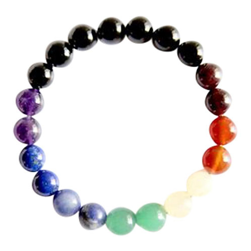 7 Chakras Mix Gemstone Bracelet