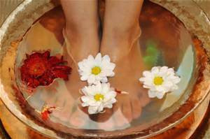 Ion Foot Detox and Therapeutic Soak