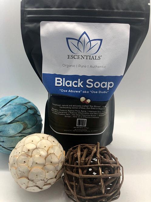 Escentials® Black Soap