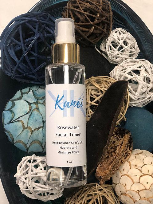 Kanéi® Rosewater Facial Toner