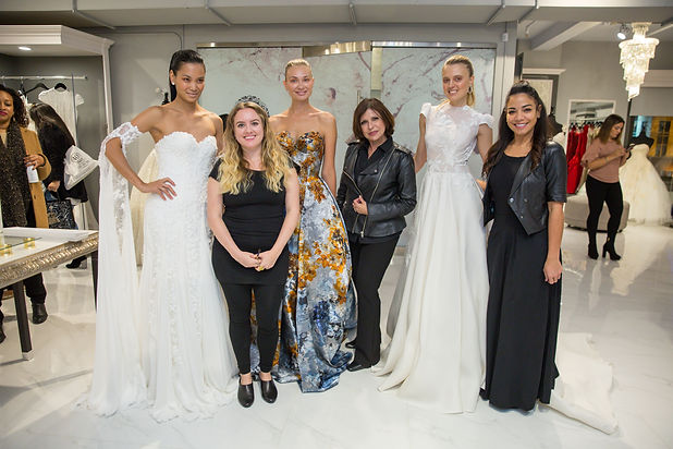 Beauty Team, Mark Zunino, Bridal Reflect