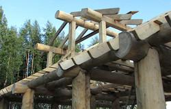 лучшие плотники рубщики бревна
