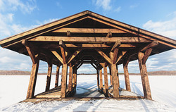фахверк timber frame каркас из бруса