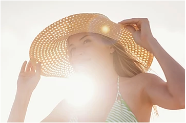 Are you worried about sun(screen)?
