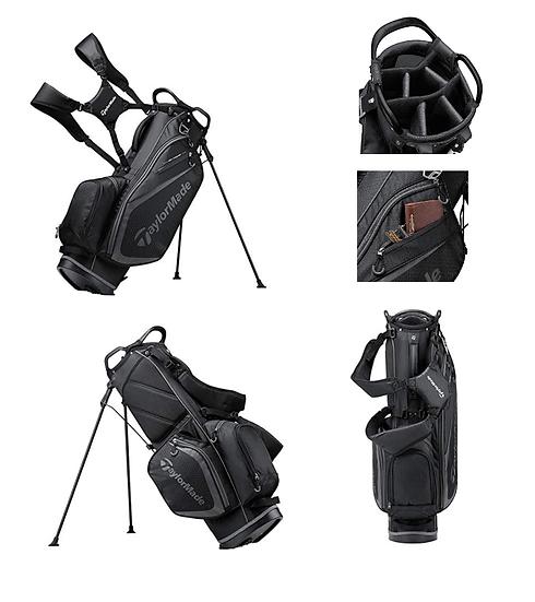Taylor Made Golf Bag - BLACK
