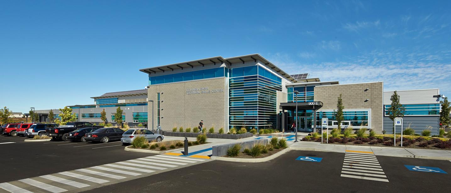 Columbia Basin Technical Skills Center