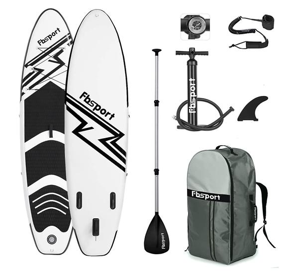 Paddleboard Set - BLACK & WHITE