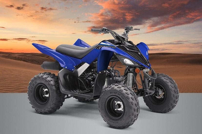 Youth ATV - 2021 Yamaha Raptor 90