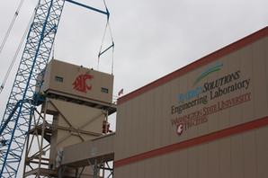 ESEL Tower Installation