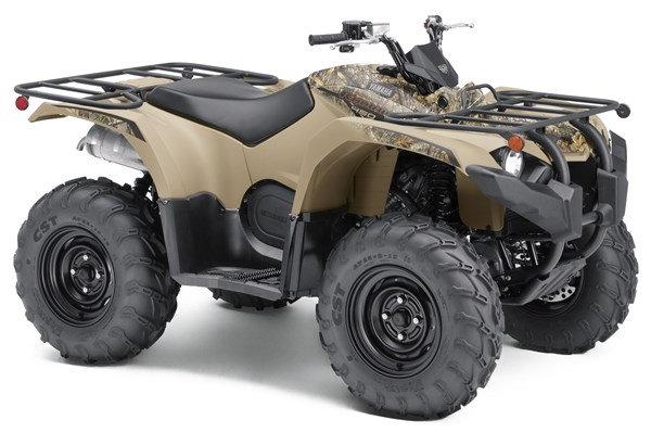 Adult ATV - 2021 Yamaha Kodiak 450