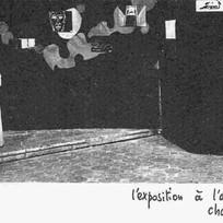 """2000 entrées pour l'exposition """"Reflet du cinéma canadien""""."""