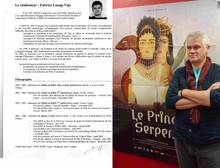 Un réalisateur lauréat des Césars.
