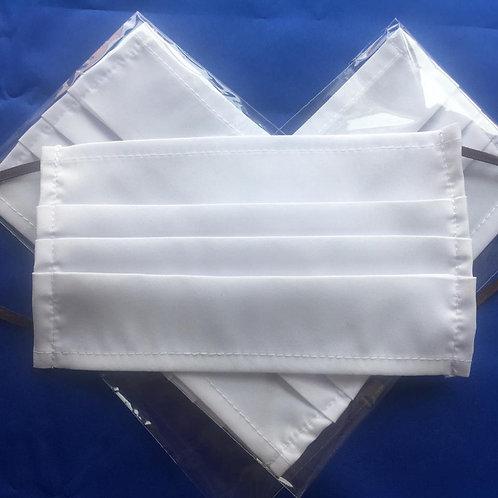 Tapabocas antifluído - Paquete de 10 unidades.