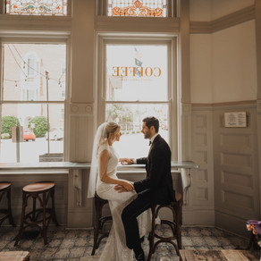Lindsay + Chad Lexington Kentucky Wedding at The Galerie