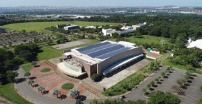 UFG inaugura Usina Solar Fotovoltaica