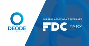Deode é empresa associada à REDE  PAEX da Fundação Dom Cabral