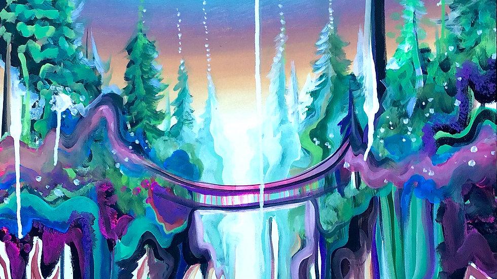 """Bridge"" - PRINT"