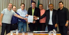 Prefeitura de Vitória receberá novo sistema de iluminação