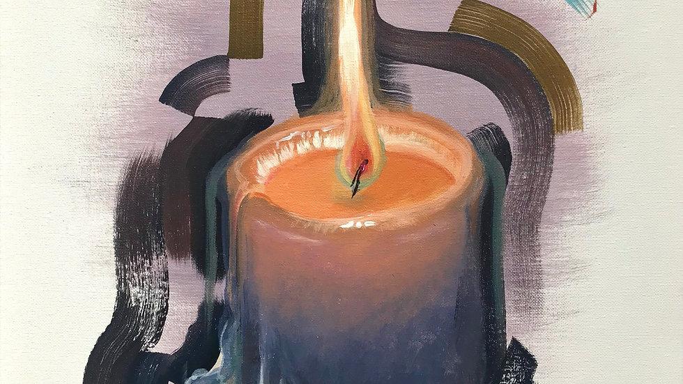 """Flame""- PRINT"