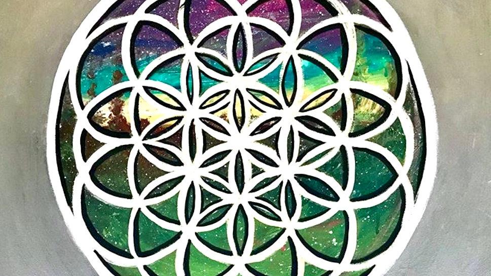Flower of Life - PRINT