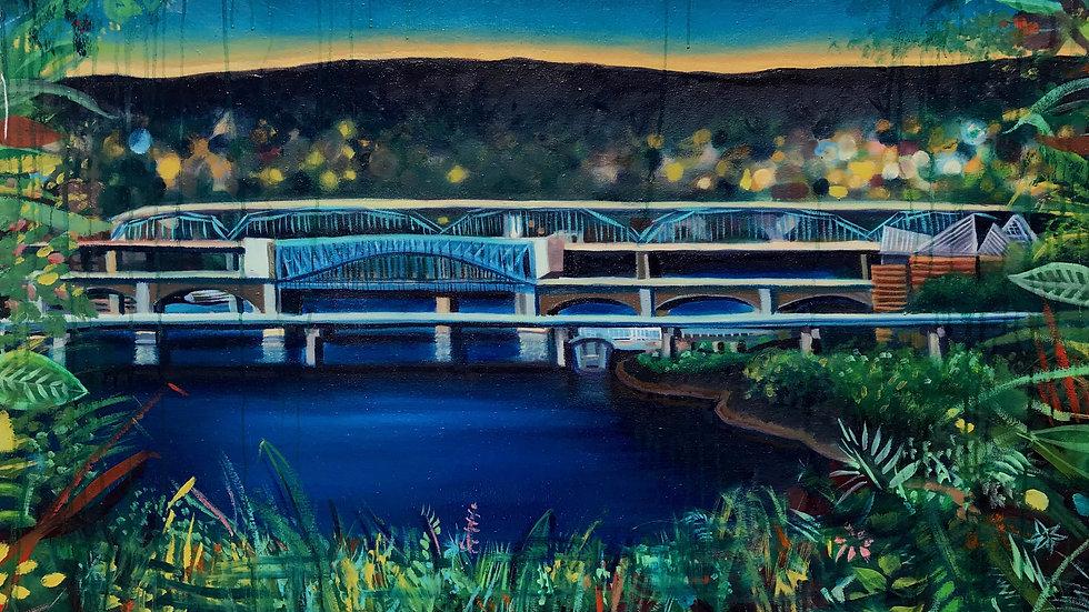 4 Bridges - PRINT