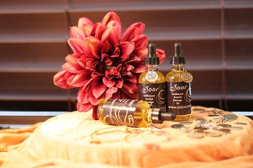 Soor ~ Massage Oil