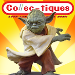Collectiques logo to website