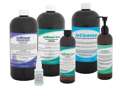 6-Product Molecular Iodine Intro Starter Kit