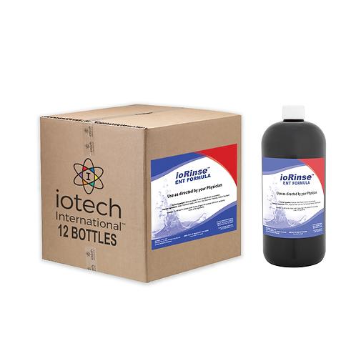 ioRinse™ Concentrate ENT Formula - Case