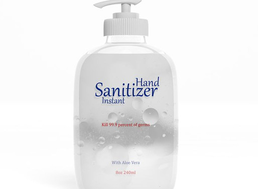 Iodine hand sanitizer more effective than the strongest alcohol hand sanitizer: Academic study shows