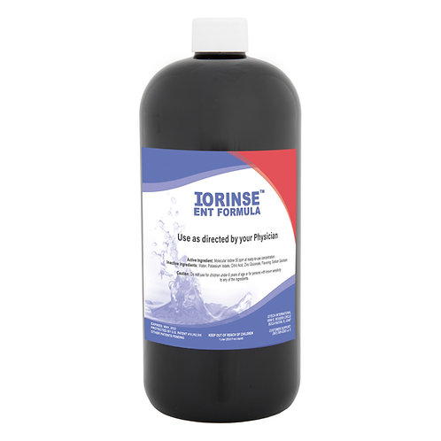 ioRinse™ Concentrate ENT Formula