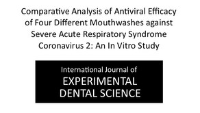 University Study: Molecular Iodine Rinse Completely Effective in 30 sec against SARS CoV-2