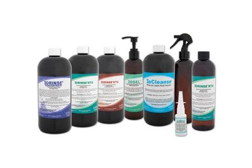 7-Product Molecular Iodine Intro Starter Kit