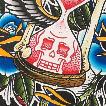 Seneca Marks Tattoo Madison, WI