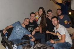 Turna Building Erasmus Party